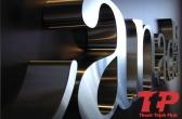 Gia công sản xuất chữ nổi 3D inox xước giá rẻ
