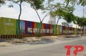 Thiết kế – Thi công hàng rào công trình giá rẻ
